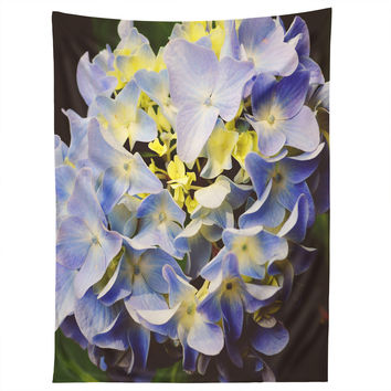 Allyson Johnson Hydrangea Flower Tapestry