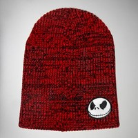 Nightmare Before Christmas Marbled Slouch Beanie
