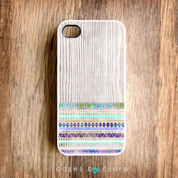 iPhone 5 Case iPhone 4 Case Aztec iPhone Case par casesbycsera