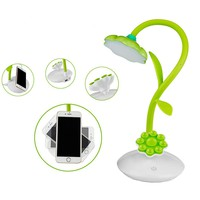 Sun Flower Mobile Phone Stand Table Lamp