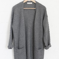 Avery Knit Cardigan - More Colors
