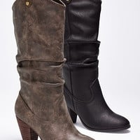 Rosabella Slouchy Boot - Report® - Victoria's Secret