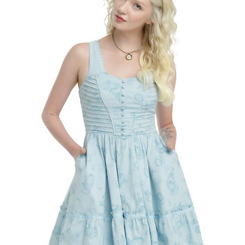 Disney Alice Through The Looking Glass Alice Tea Party Dress Pre-Order