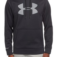 Men's Under Armour 'Big Logo' Water Resistant UA Storm Hoodie,