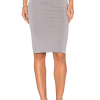 HELFRICH Reagan Skirt in Grey | REVOLVE