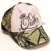 Swamp People Pink Ladies Cajun Queen Camo Licensed Hat Cap