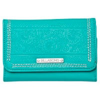 BILLABONG BYRON BEAUTY WALLET - EMERALD