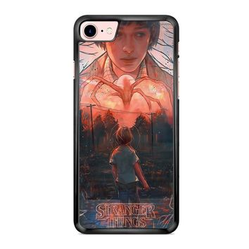 Stranger Things - Mind Flayer iPhone 7 Case