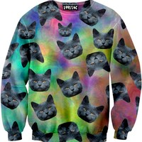 ☮♡ Trippy Cat Sweater ✞☆
