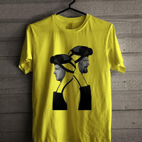 Breaking Bad werner heisenberg  shirt for man and woman shirt / tshirt / custom shirt