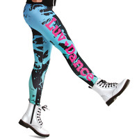 Luv Dance Leggings : LD1040