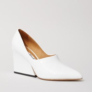 Acne Studios Ilona 85 Chunky Heels - WOMEN - JUST IN - Acne Studios - OPENING CEREMONY