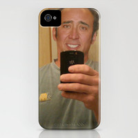 NIC CAGE stole my Blackberry: The iPhone case (5, 4, and 4s)