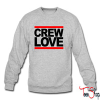 Crew Love crewneck sweatshirt