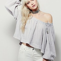 Endless Summer Womens Cherries All Day Top