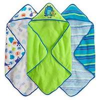 Monsters, Inc. Hooded Towel Set for Baby - Personalizable | Disney Store