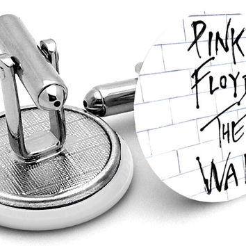 Pink Floyd Wall Cufflinks