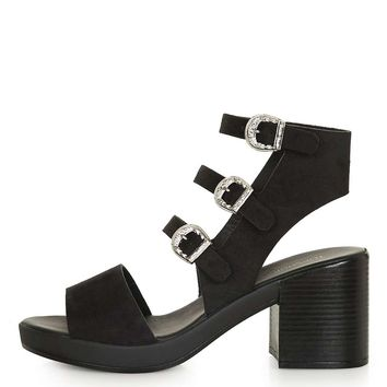NEIGH Buckle Shoeboot | Topshop