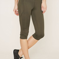 Active Capri Leggings | Forever 21 - 2000151966