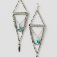Fatima Drop Earrings