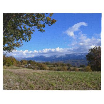 Calabrian Countryside Puzzle
