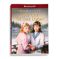 American Girl® Bookstore: The Cry of the Loon: A Samantha Mystery - Paperback