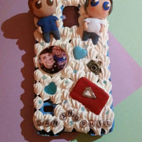Custom Dan and Phil decoden phone case! (For all phone types!!)