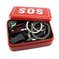 Emergency Equipment SOS Kit Car Earthquake Supplies