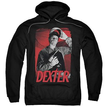 Dexter - See Saw Adult Pull Over Hoodie