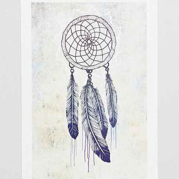 Rachel Caldwell Dreamcatcher Art Print- Multi One