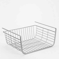 Over-The-Shelf Storage Basket - Bronze One