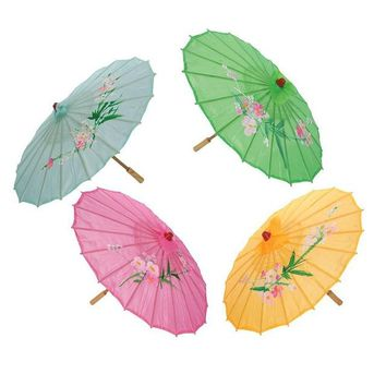 [ Fly Eagle ] Asian Japanese Chinese Umbrella Parasol 22 in 9 colors choose