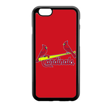 ST LOUIS CARDINALS TWO BIRDS iPhone 6 Case