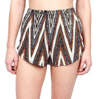 Point Dume Chiffon Shorts