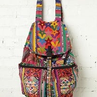 Santiago Patchwork Backpack