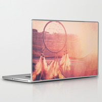 Dream Catcher Laptop & iPad Skin by Whitney Retter