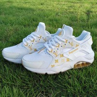 Women Men Nike Air Huarache Ultra X LV X Supreme Sneakers Sport Shoes Running Shoes