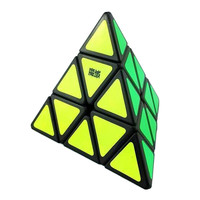 Brand New Yongjun MoYu Triangle Pyramid Pyraminx Magic Cube Speed Puzzle Twist Cubes Educational Toys