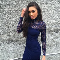 Want to Be Vintage Lace Dress