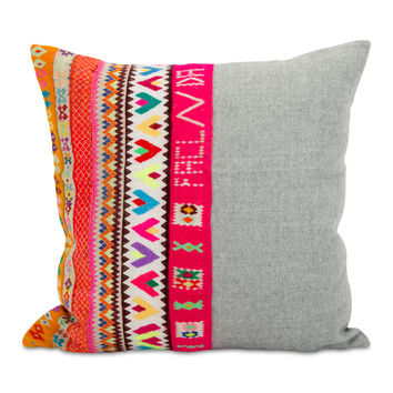 Cusco Pillow IV