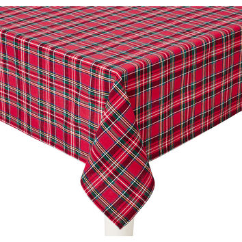 Table Topper, Holiday Tartan, Table Runners