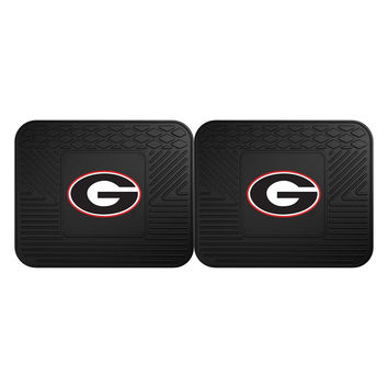 Georgia Bulldogs NCAA Utility Mat (14x17)(2 Pack)