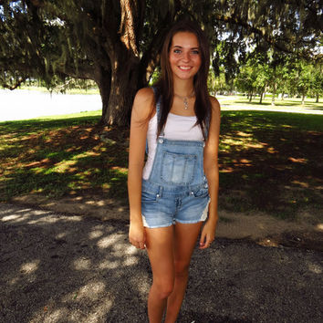 Overalls, Shorts Overalls, Lace Overalls, Lace Shorts | Nothing Too Wear