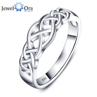 Party Accessories 925 Sterling Silver Rings For Women New 2016 (JewelOra RI101724)