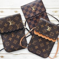 Louis Vuitton LV Fashion New Monogram Print Shopping Shoulder Bag Women
