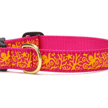 Under the Sea Dog Collar