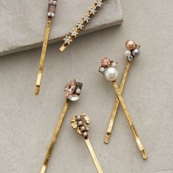 Starlight Pin Point Bobbys by Anthropologie