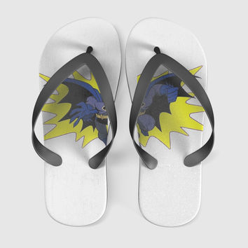 Funny Batman Flip Flops Men Women