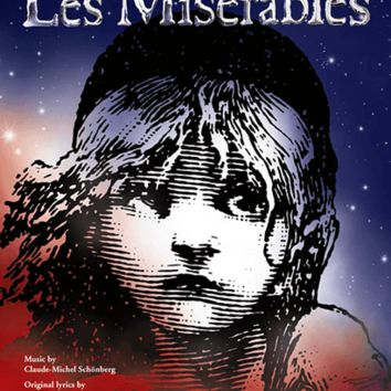 Les Miserables - Updated Version Piano/Vocal Selections Songbook