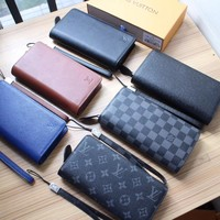Louis Vuitton wallet mens